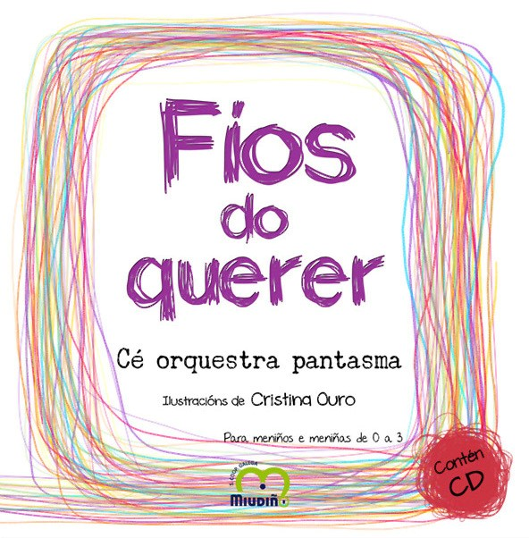 Cé Orquesta Pantasma - A Fíos do Querer - Inquedanzas Sonoras