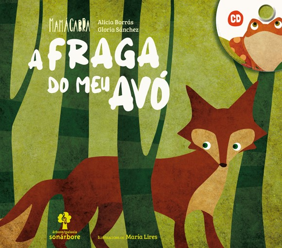 Mamacabra - A fraga do meu avó - Inquedanzas Sonoras